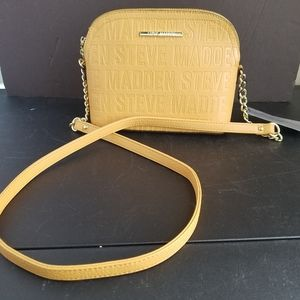 Steve Madden leather purse New